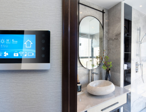 IoT in the Smart Bathroom